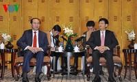 Vietnam und China verstärken die Zusammenarbeit im Bereich Sicherheit