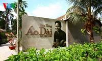 Ao Dai Museum - ein einzigartiger Raum in Ho Chi Minh Stadt für traditionelle vietnamesische Tracht