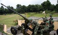 Aufbau der vietnamesischen Volksarmee in der Zeit der Eingliederung in die Welt