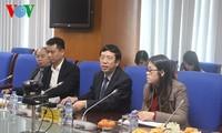 Vietnam und Myanmar verstärken Zusamenarbeit im Bereich Medien