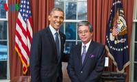 US-Präsident will die Partnerschaft zwischen Vietnam und den USA auf ein neues Niveau heben