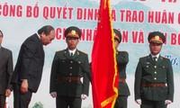 Feier zum 70. Jahrestag des Ba To-Aufstands