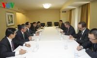 Polizeiminister Tran Dai Quang besucht die USA