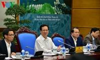 Premierminister Nguyen Tan Dung: Verwaltungsreform durch konkrete Zahlen