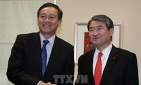Japan und Südkorea nehmen Sicherheitsgespräch auf