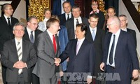EU und Vietnam wollen Mitte dieses Jahres die FTA abschließen
