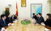 Vietnam und Frankreich verstärken die Zusammenarbeit in Luftfahrt, Energie und Infrastruktur