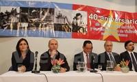 Feierlichkeiten zum 40jährigen Sieg Vietnams in Argentinien, Ägypten und Indien