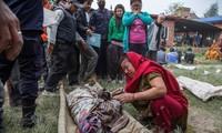 Erdbeben in Nepal: Die Zahl der Opfer steigt weiter