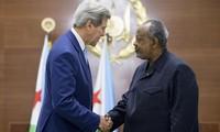 US-Außenminister John Kerry besucht Dschibuti