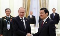 Verbesserung der umfassenden strategischen Partnerschaft zwischen Vietnam und Russland