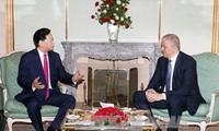 Vietnam und Algerien wollen die Zusammenarbeit in mehreren Bereichen ausbauen