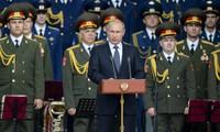 Russland baut sein Atomwaffen-Arsenal aus