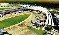Parlament verabschiedet Bauprojekt des internationalen Flughafens Long Thanh