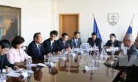 Vietnam und die Slowakei tauschen Erfahrungen im Justizbereich aus