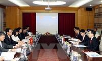 Vietnam und Singapur verstärken Kooperation in der Korruptionsbekämpfung