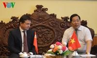 Viele vietnamesische Unternehmen wollen in Moskauer Gebiet investieren
