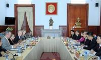 Vietnam und die USA verstärken ihren Austausch im Justizbereich