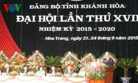 Khanh Hoa soll die Rolle als Zentrum für Wirtschaft, Tourismus und Kultur des Landes übernehmen