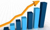 Hohes Wachstum des Bruttoinlandsprodukts - gutes Signal der Wirtschaft