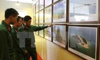 Ausstellung über die Insel- und Meereshoheit Vietnams