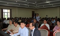 Eröffnung des Mekong-Forums 2015 in Laos