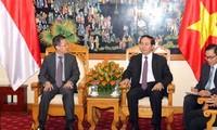 Kooperation zwischen dem Polizeiministerium Vietnams und dem Innenministerium Singapurs