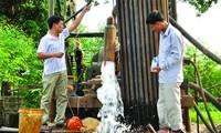 Deutsche Regierung unterstützt Projekte zum Grundwasserschutz in Vietnam