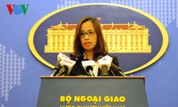 Vietnam unterstützt Bemühungen der internationalen Gemeinschaft im Kampf gegen Terrorismus