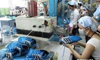 Weitere 14,5 Millionen vietnamesische Arbeiter haben im Jahr 2015 Arbeitsplätze