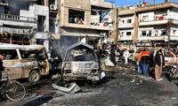 Zweifachen Bombenanschlag in Zentralsyrien: Mindestens 22 Menschen getötet