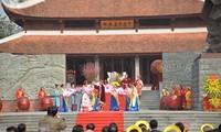 Eröffnung des Dong Da-Hügel-Fests in Hanoi