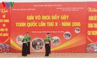 Festtag zur Ehrung der traditionellen Kultur der Volksgruppen Vietnams