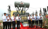 Hanoi: Einrichtung zur Begrüßung der Parlamentswahlen
