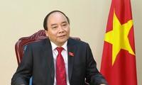 Premierminister Nguyen Xuan Phuc wird an der erweiterten G7-Konferenz teilnehmen