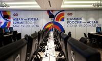 Russland und ASEAN verstärken die Zusammenarbeit in vielen Bereichen