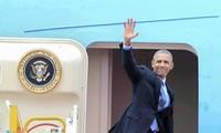US-Präsident Barack Obama beendet Vietnambesuch
