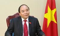 Interview mit Premierminister Nguyen Xuan Phuc über die Teilnahme am erweiterten G7-Gipfel in Japan