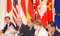Premierminister Nguyen Xuan Phuc beendet Japanbesuch