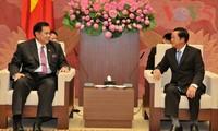 Verstärkung der Zusammenarbeit zwischen Vietnam und Thailand