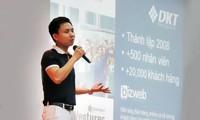 Tran Trong Tuyen und der Wunsch nach einer Entwicklung des Online-Handels in Vietnam