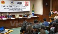 Vietnam und Südafrika verstärken Zusammenarbeit in Handel, Investition und Tourismus