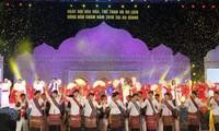 Abschluss des Festtags von Kultur, Sport und Tourismus der Volksgruppe der Cham
