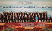 G20: Brexit bringt dem Wachstum die Gefahr der Unruhe