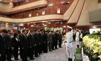 Kondolenzbesuch hochrangiger Delegation Vietnams für den ehemaligen laotischen Parlamentspräsident