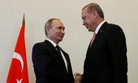 Russland und Türkei bevorzugen die Wiederherstellung der Beziehungen