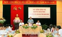 Premierminister Nguyen Xuan Phuc: Quang Ngai soll auf Investitionen in Landwirtschaft achten