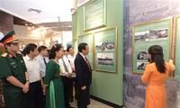 Ausstellung über Präsident Ho Chi Minh und Freundschaft zwischen Frankreich und Vietnam