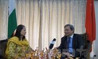 Der Besuch des indischen Premierministers soll neue Seite in den Vietnam-Indien-Beziehungen aufschla