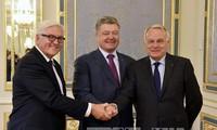Ukrainische Regierung stimmt der Waffenruhe für die Ostukraine zu